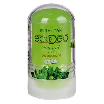 Дезодорант-кристалл EcoDeo с алоэ, 60 гр - Фото 1