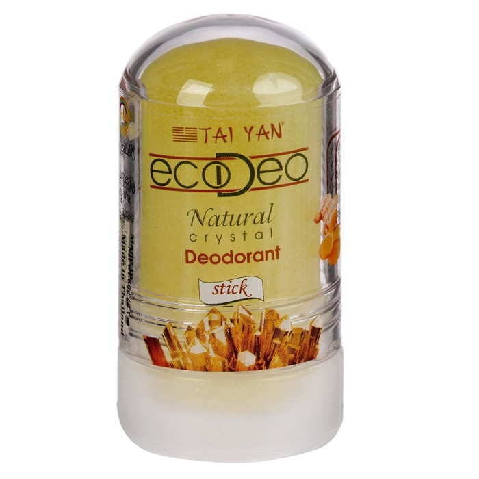 Дезодорант-кристалл EcoDeo с Куркумой , 60 гр