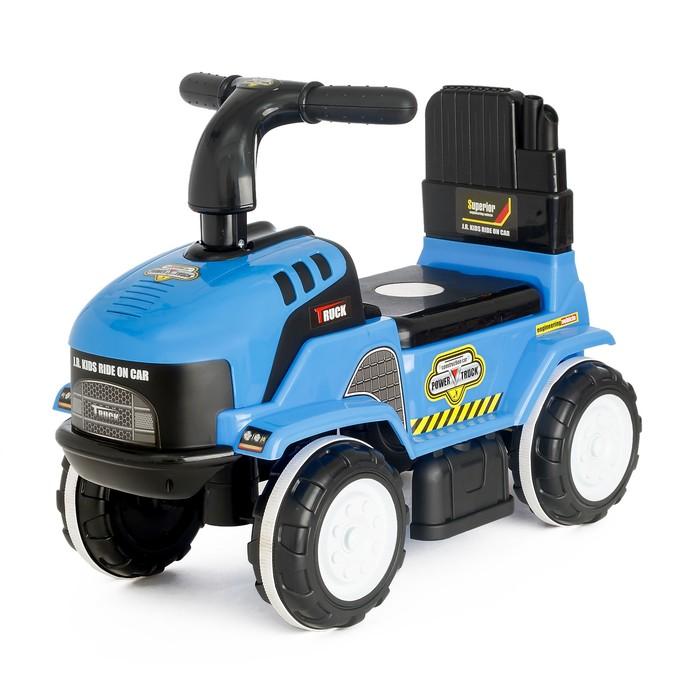 Толокар «Строительный грузовик»