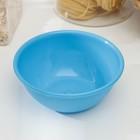 Миска салатная, 400 мл, цвет МИКС - Фото 2