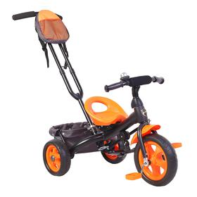 Велосипед трёхколёсный «Лучик Vivat 3», цвет оранжевый
