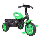 Велосипед трёхколёсный «Лучик Vivat 4», цвет зелёный