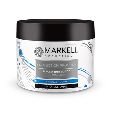 Маска для волос Markell Professional Protection Program «Термозащита», 290 г