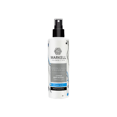 Спрей для волос Markell Professional Protection «Термозащита», 200 мл