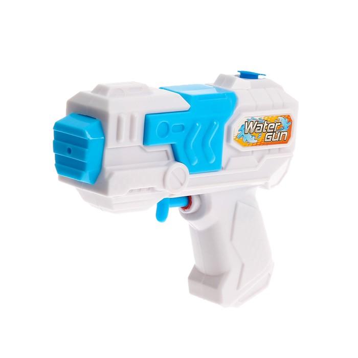 Водный пистолет Бластер, цвета МИКС