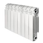 Радиатор Global VOX – R 350, алюминиевый, 8 секций