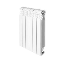 Радиатор Global ISEO – 350, алюминиевый, 6 секции