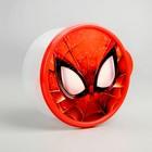 Ланч-бокс круглый 500 мл, Человек-паук - Фото 1