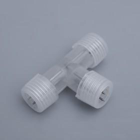 Коннектор для дюралайта 13 мм, 2W, Т - образный Ош