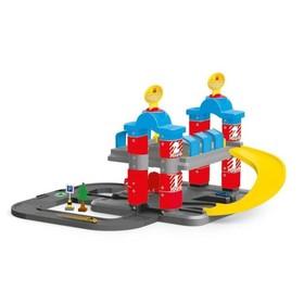 Игровой набор «Паркинг», 2 уровня, 2 машинки