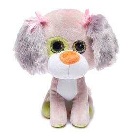 "Мягкая игрушка ""Собачка Дина"", сидячая, 20 см"