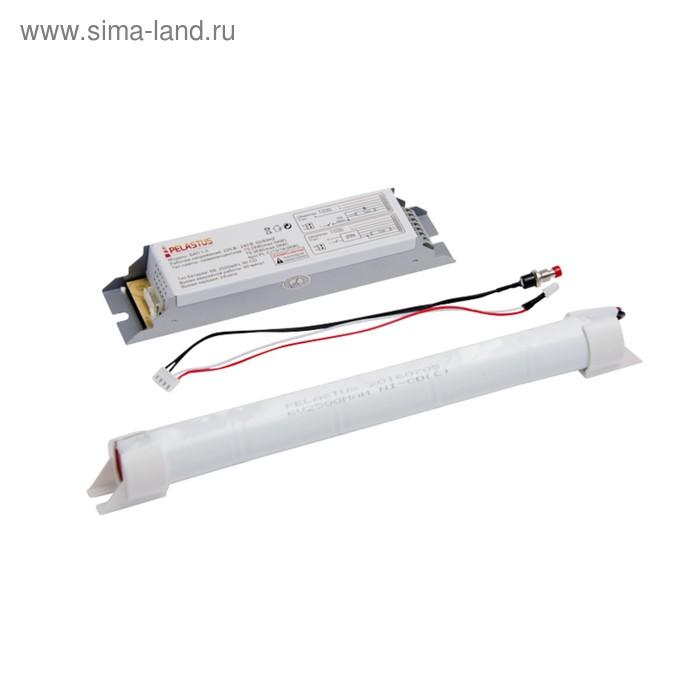 Блок аварийного питания Pelastus БАП 1.0, для люминисцентных ламп Т8, 8-58Вт, работа 90мин
