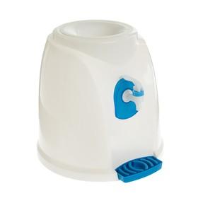 Раздатчик воды LESOTO 300 T-G, под бутыль 19 л, без нагрева и охлаждения, белый Ош