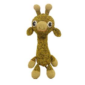 Набор для вязания игрушки 'Жираф Африка' 16х12 см Ош