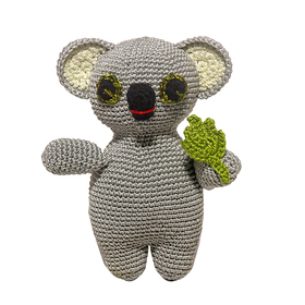 Набор для вязания игрушки 'Коала Пилюша' 15х13 см Ош