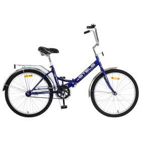 "Велосипед 24"" Stels Pilot-710, Z010, цвет синий, размер 16"""