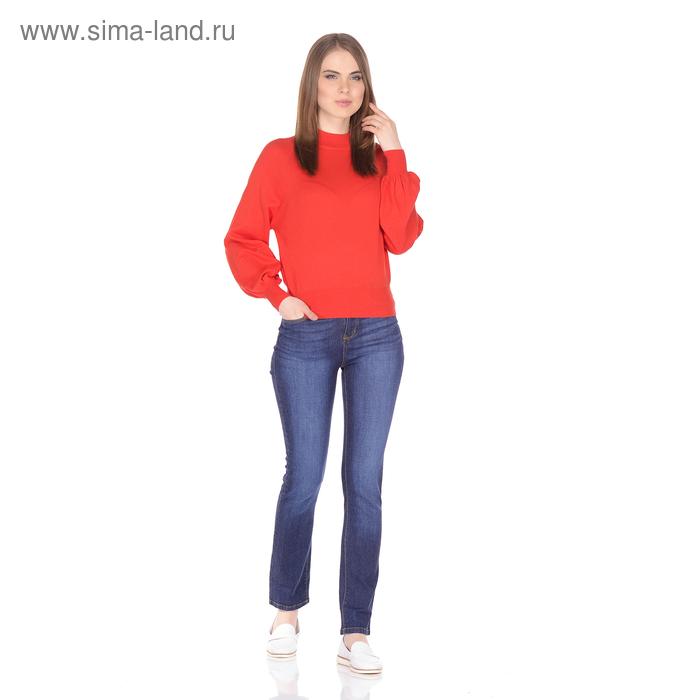 Джинсы женские SOFI 20565-5 цвет тёмно-синий, р-р 40-42