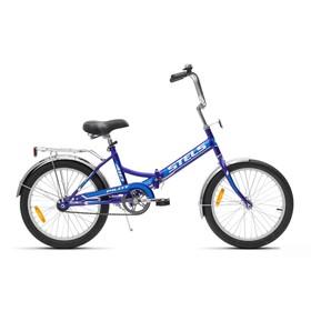 Велосипед 20' Stels Pilot-410, Z011, цвет синий, размер 13,5' Ош