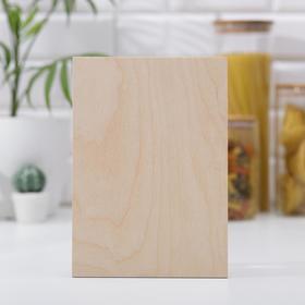 Доска разделочная, 23×16×0,6 см