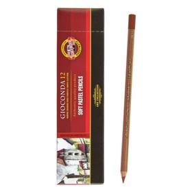 Пастель сухая в карандаше Koh-I-Noor GIOCONDA 8820/23 Soft Pastel, индийский красный Ош