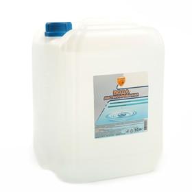 Дистиллированная вода Элтранс, 10 л Ош