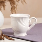 """Чашка """"Орфей"""", белая, 0.25 л - Фото 2"""