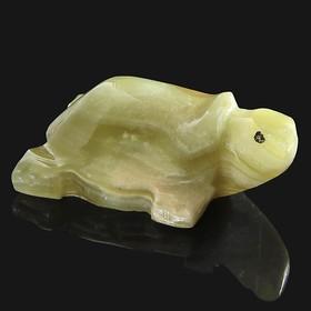 Сувенир «Черепаха», 5 см, оникс Ош