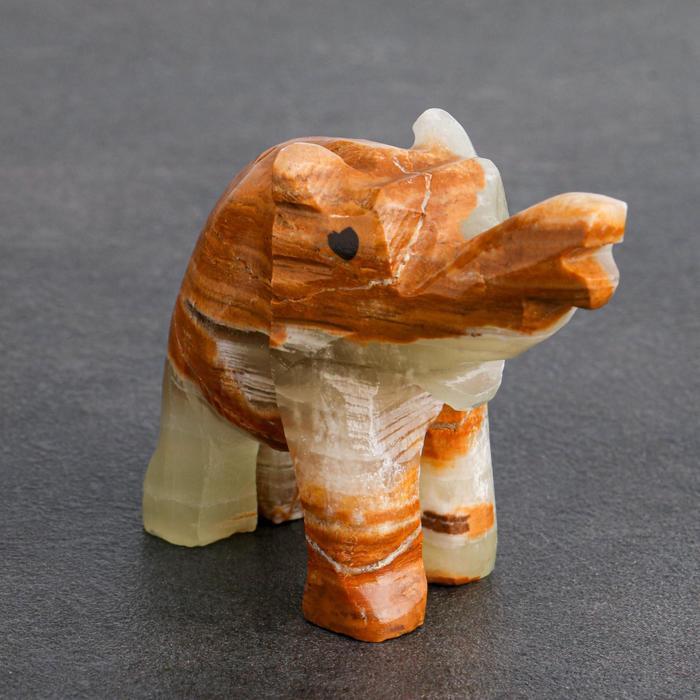 Сувенир Слон, оникс