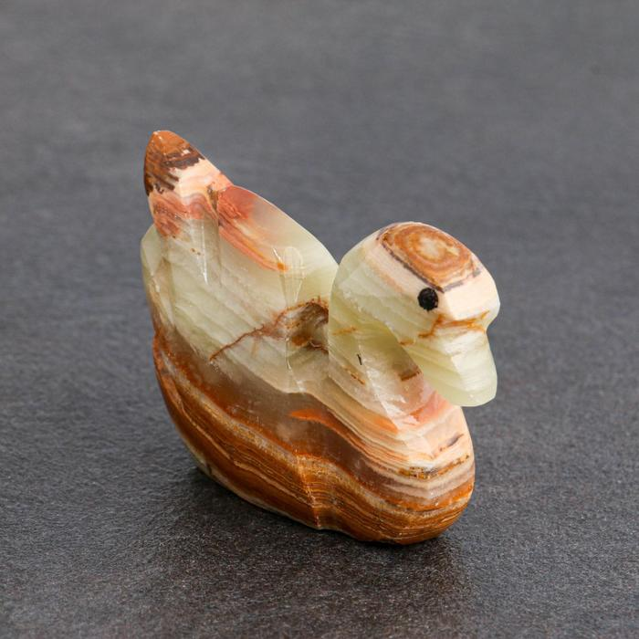 Сувенир «Лебедь», оникс