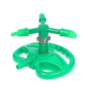 Распылитель 3-лепестковый, штуцер под шланг 1/2', пластик Ош