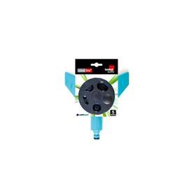 Распылитель многофункциональный, 5 режимов, под коннектор, пластик, MULTITCLICK Ош