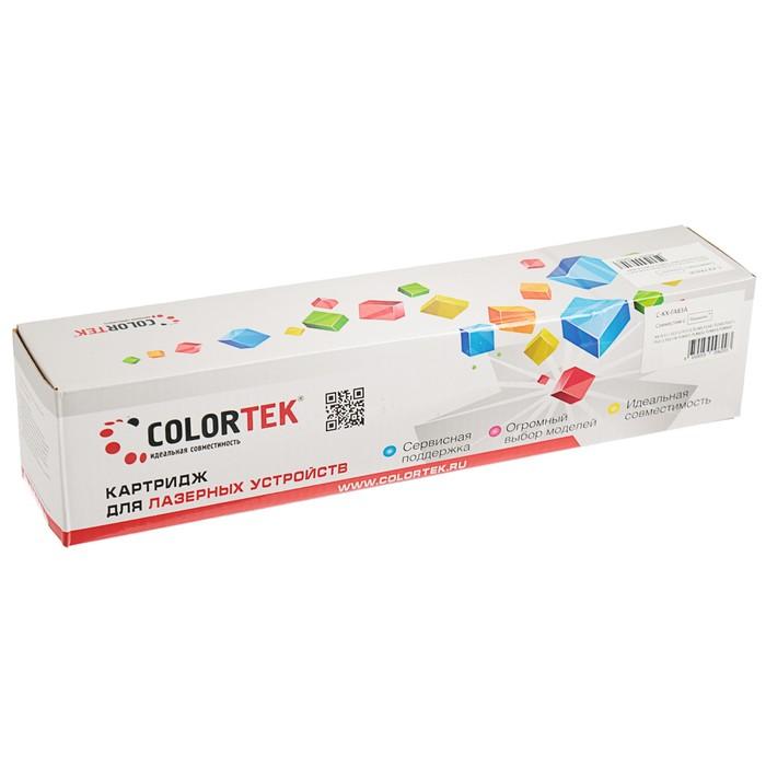 Картридж Colortek KX-FA83A для Panasonic KX-FL511/512/513/541/543/M513/543/M653/663 (2500k)