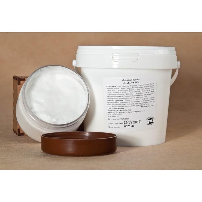 MYLOFF SC кремообразная мыльная основа 1 кг