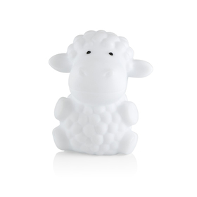 Ночник Night Sheep 1Вт LED белый 20х12х11см