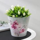 Кашпо для орхидей «Фиджи», 1,6 л, дизайн МИКС - Фото 1