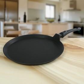 Сковорода-лавашница, 35 см «Традиция», съёмная ручка