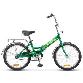 Велосипед 20' Десна-2100, Z011, цвет зелёный, размер 13' Ош