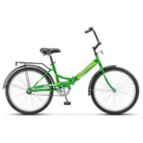 Велосипед 24' Десна-2500, Z010, цвет зелёный, размер 14' Ош