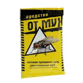 Приманка от мух гранулированная, пакет, 15 г Ош