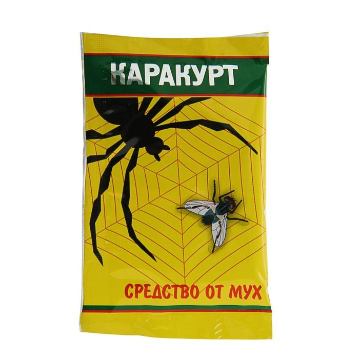 """Приманка гранулированная от мух """"Каракурт"""", пакет, 10 г"""