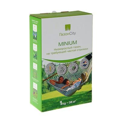 Семена газонной травы Minium, 1 кг - Фото 1
