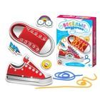Веселые шнурочки «Супер-кеды»