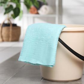 Тряпка для мытья пола «Люкс», 60×75 см, цвет МИКС Ош