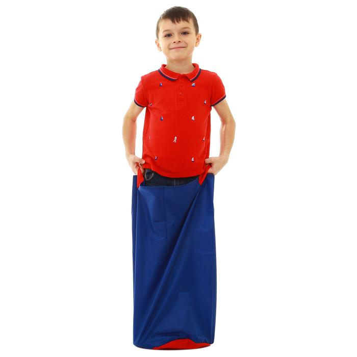 Мешок для прыжков детский, 30x60, цвета микс