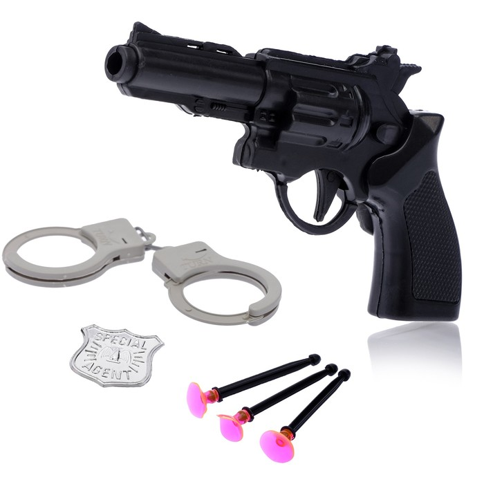 Набор полицейского Агент