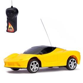 Машина радиоуправляемая «Спорткар», 1:24, работает от батареек, МИКС Ош