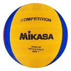 Мяч для водного поло MIKASA W6607W, резина, юношеский, размер 1, 233-253 г