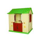 Игровой домик для детей «Королевский», цвет жёлтый