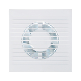Вентилятор вытяжной AURAMAX A 4S, 160х160 мм, d=100 мм, 220‒240 В Ош