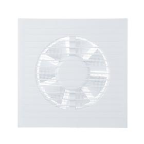 Вентилятор вытяжной AURAMAX A 5S, 180х180 мм, d=125 мм, 220‒240 В Ош